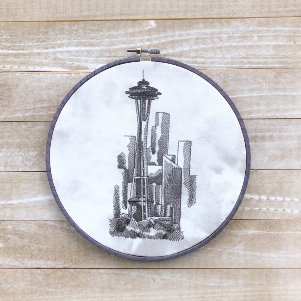 Toile Seattle