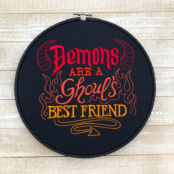 Supernatural Wit: Demons Are A Ghouls Best Friend